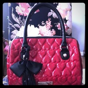 EUC Betsey Johnson Handbag